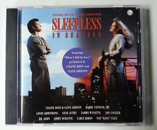 Sleepless In Seattle - Original Motion Picture Soundtrack CD album 1993 1990s