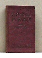 SIGNORE DI PARIGI - A. Houssaye [Libro, Traduzione di U. Lucchesi, Volume 1]