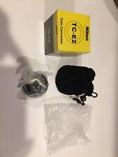 Genuine Nikon TC-E2 2x Tele Converter Original Price $169!