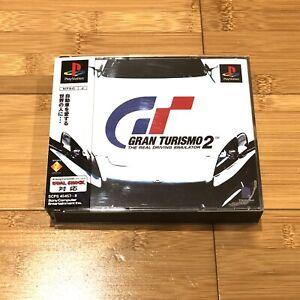 Gran Turismo 2 NTSC-J Japanese Import Playstation One
