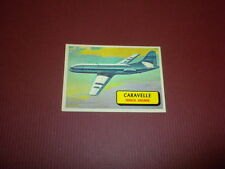 PLANES trading card #37 TOPPS 1957 Army Navy Marines Air Force WORLD AIRPLANES