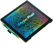 HyperPixel 4.0 Square Hi-Res TFT LCD Touchscreen Display HAT for Raspberry Pi