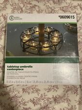 Garden Treasures Tabletop Umbrella Centerpiece (#0609615)