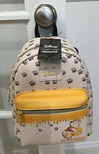 Yay! New With Tags! Loungefly Winnie The Pooh Bees And Honey Mini Backpack!