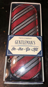 TWO'S COMPANY GENTLEMAN'S ON - THE - GO KIT