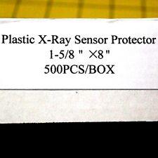 500pcs Dental plastic X-Ray sensor protector Disposable sleeves qus