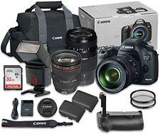 Canon EOS 5D Mark III 22.3 MP Full Frame CMOS Digital SLR Camera Bundle
