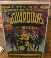 Astonishing Tales #29 reprints 1st appearance Guardians of the Galaxy VG