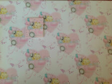 2 Sheets Gift Wrap Paper And Matching Tag JUST MARRIED Congratulations Wedding