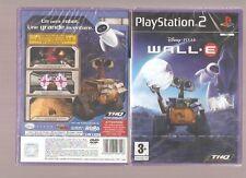 Rare !!! WALL.E : Le Meilleur Jeu DISNEY sur PS 2. Jeu NEUF Blister