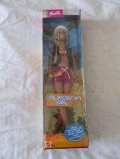 Muñeca Barbie California Girl Coleccionable Rara 2003-Mattel C6461-Nuevo