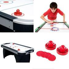 1Set Air Hockey Pushers Pucks Creative Plastic Accessories for Air Hockey Sports