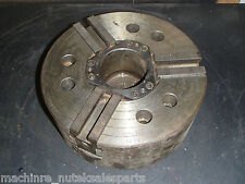 "12"" 3 Jaw Power CNC Lathe Chuck #SH-12II 8214 2500 Rpm Thru hole 3 1/2"""
