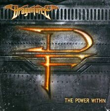 The  Power Within DRAGONFORCE CD ( FREE SHIPPING)