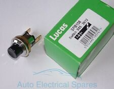 Lucas SPB106 SS5 12v push button starter / horn / switch 3H3058 KIT CAR CLASSIC