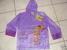 NWT IN PACKAGE SCOOBY DOO RAINCOAT PONCHO SIZE X-LARGE 7