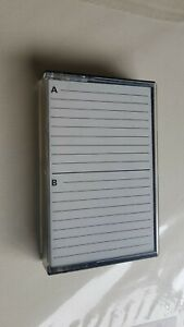 """Cassette Tape """" Case Only """"Very Good Condition Historical 1 only"""
