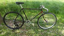 Bicicletta Epoca restaurata vintage contropedale 3v telaio del 1899