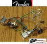 KIT FENDER CUSTOM TELECASTER FMT -wiring harness- Push/Pull,Toggle -guitare tele