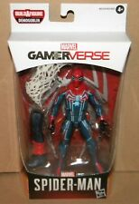 "Velocity Suit Spider-Man Gameverse Marvel Legends Demogoblin Baf 2020 6"" Figure"