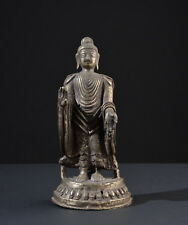 Buddha Dipamkara. Alte tibetische Statue. Old Tibetan statue (Tibet Asiatika)
