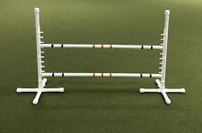 Dog Agility Jump Competition Ready Regulation Size