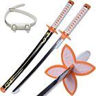31' Wooden Demon   Bamboo Samurai Sword Shinobu Katana Cosplay Blade