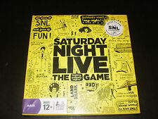 SATURDAY NIGHT LIVE THE GAME B ROADWAY VIDEO ENT. 2010