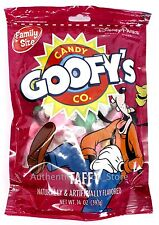 NEW Disney Parks Goofy's Candy Co Mickey Shaped Red Licorice Family Size 6oz Bag