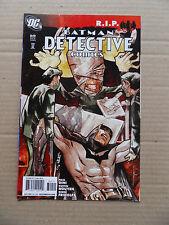 Detective Comics 849 . DC 2008 - VF