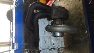 Opel VAUXHALL C20LET C20XE turbo manifold T4 EFR8374 GTX3582R