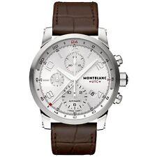 Montblanc 107065 Men's Timewalker Silver Automatic Watch