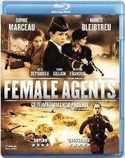 Female Agents - Geheimkommando Phoenix Sophie Marceau, Moritz Bleibtreu 2BLU-RAY