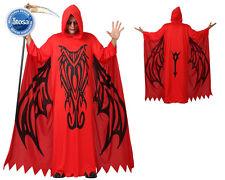 Costume diavolo uomo Halloween Carnevale demonio devil satana taglia M-L 14859