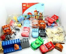 Disney Cars Big Bentley Lego Duplo #5828 Mater Lightning McQueen~New Open Items