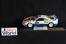 "Merikits / Bburago Ferrari F40 1:18 #89 ""Rothmans"" (PJBB)"