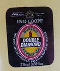 VINTAGE BRITISH BEER LABEL - IND COOPE BREWERY, DOUBLE DIAMOND EXPORT ALE