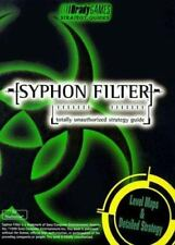 Syphon Filter : Totally Unauthorized Strategy Guide by BradyGames Staff