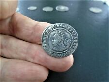 More details for queen elizabeth 1st silver hammered sixpence mm castle c1570....