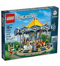 LEGO 10257 CREATOR CAROUSEL BRAND NEW IN BOX READY TO SHIP