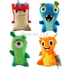 "Lovely Slugterra Elemental Slugs Plush Soft Stuffed Dolls Kids Gift Toy 15cm/6"""