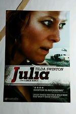 JULIA TILDA SWINTON ERICK ZONCA PHOTO MOVIE 5x7 FLYER MINI POSTER (NOT A movie)