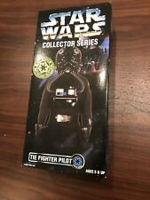 """STAR WARS COLLECTOR SERIES 1996 FIGHTER PILOT 12"""" inch"""