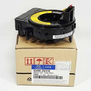 934902W310 Heating Steering Wheel Clock Spring For HYUNDAI SANTA FE DM 2013-2016