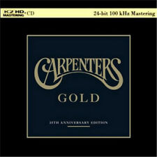 UNIVERSAL | Carpenters - Gold - The Greatest Hits CD K2 HD NEU
