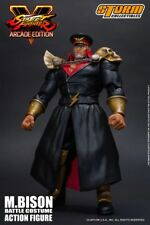 STORM Collectibles STREET FIGHTER V M Bison BATTAGLIA Costume 1//12 Action Figure