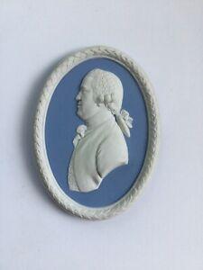 Wedgwood Jasperware Portrait Medallion Josiah Wedgwood Limited Edition