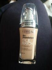 new loreal paris true match foundation shade creamy beige