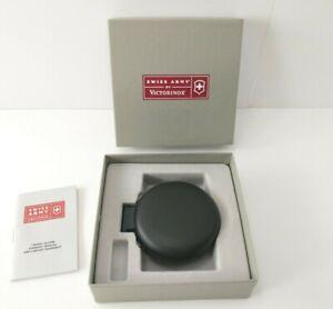 2000 Victorinox SWISS ARMY Dual-Time, Pocket-Sized TRAVEL ALARM CLOCK Tested!