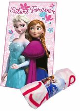 Wd07219 Frozen Fleece Blanket 100cm X 150cm by Disney